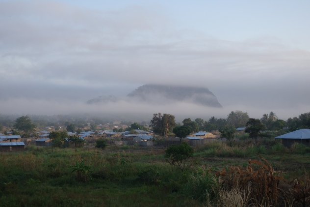 Montepuez at dawn
